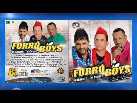 Forró Boys Vol. 5 - 02 Tampão do Carro