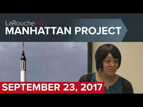Manhattan Town Hall event with Kesha Rogers