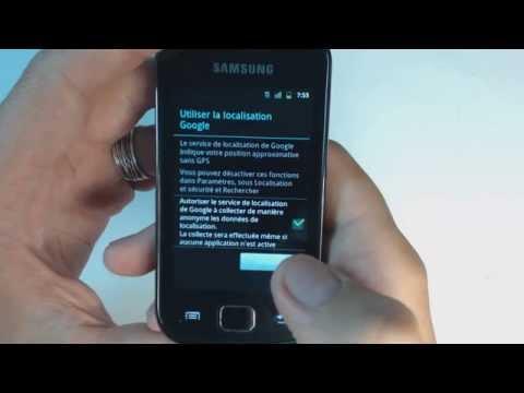 Samsung Galaxy Gio S5660 hard reset