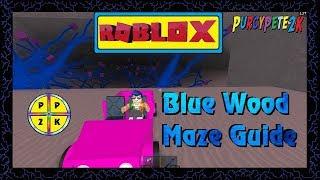 Blue Wood Maze Guide-30 de outubro-Lumber Tycoon 2-ROBLOX