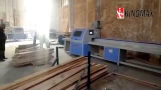 CNC cut off saw