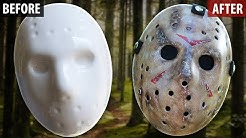 How to Make a Friday The 13th (2009) Remake Mask - DIY