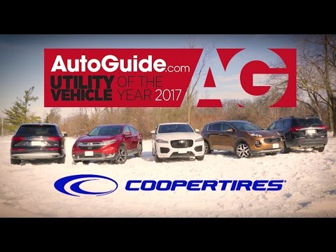 Winner - 2017 AutoGuide.com Utility Vehicle of the Year - Part 6 of 6