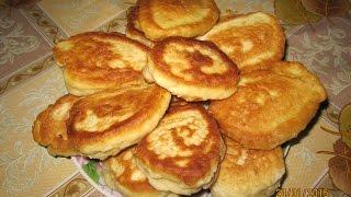 Вкусные оладьи – мягкие, пышные оладушки. Простой рецепт приготовления. fritters