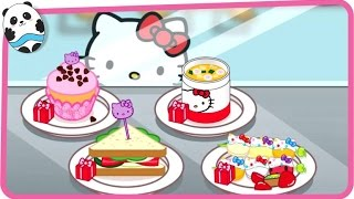 Download Video Hello Kitty Lunchbox (Budge Studios) - Fun Cooking Game for Kids MP3 3GP MP4