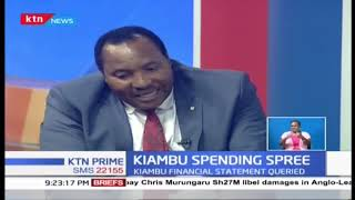 Governor Waititu explains \'bizarre\' Kiambu County funds allocation, blames political opponents