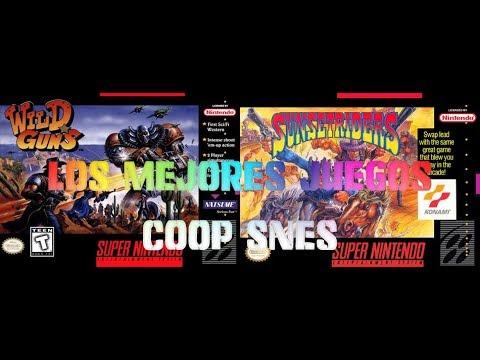 Los Mejores Juegos Multiplayer Snes Part 3 Youtube