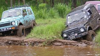Off Road Suzuki Katana Jimny Indonesia, [SKIn]Chapter Malang - Sayonara.mp4