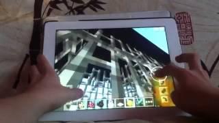 (Обзор обновления Minecraft PE 0.13.0)