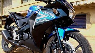 #Bikes@Dinos: Honda CBR150R 2016 Test Ride, Walkaround Review, Exhaust Note