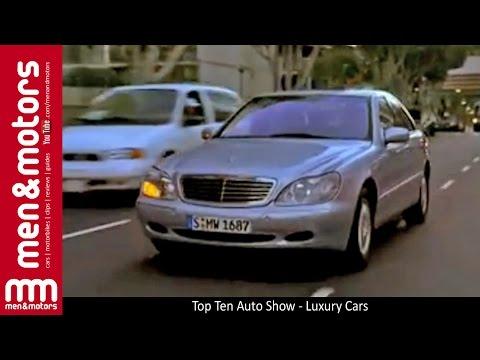 Top Ten Auto Show - Luxury Cars