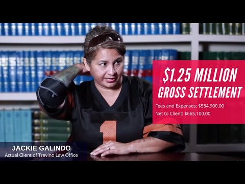 Best Auto Accident Attorney San Antonio TX ($1.25 Million Dollar Settlement) • Trevino Injury Law