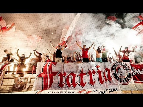 SPARTAK MOSCOW ULTRAS - BEST MOMENTS
