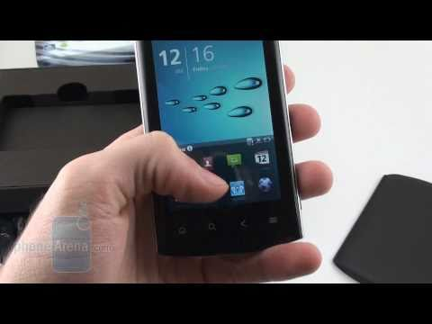 Acer Liquid Metal Unboxing