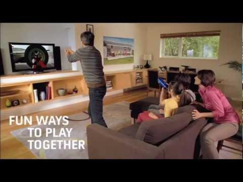 Microsoft Kinect Motion