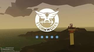 Stormworks: Build and Rescue #1 - Symulator Konstruktora i Ratownika Morskiego