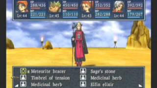Dragon Quest VIII Playthrough - Part 270, Dragovian Trial 1, Vermillion Dragon