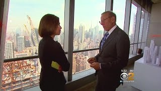 CBS2 Exclusive: Inside Hudson Yards