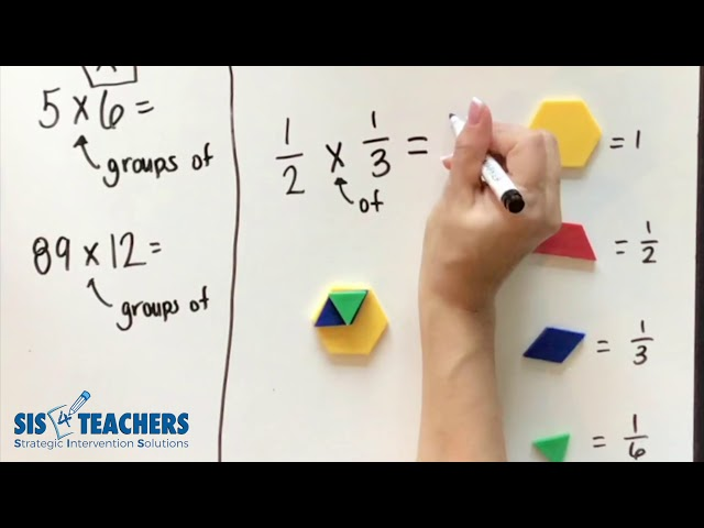 Multiplying Two Fractions