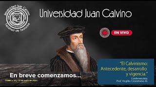 Emisión en directo de Universidad Juan Calvino