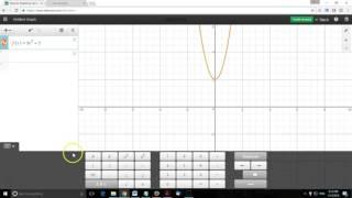 كيفية العثور على قيم Y باستخدام Desmos (وخلق الرسوم البيانية)