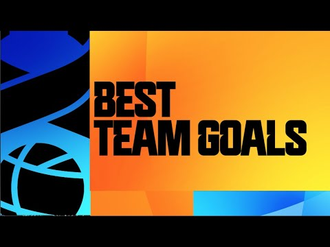 #ACL2020​ - Best Goals Series: Best Team Goals