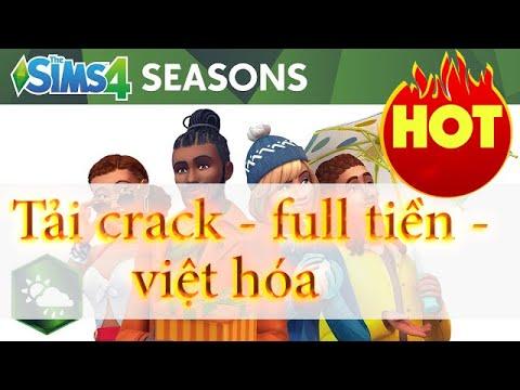 [The sim 4] Hướng dẫn tải bản Việt Hóa Crack game The sim 4 đầy đủ cụ thể nhất.