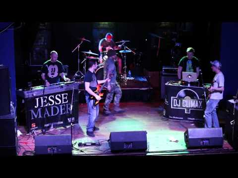Jesse Mader & The Urban Rock Project - Live at Altar Bar - 4-10-15
