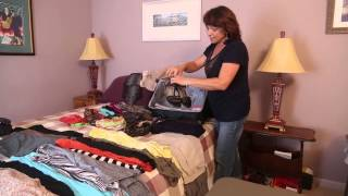 How to Pack Lightly Guide for Women: Carry On Only  with Lenora Boyle