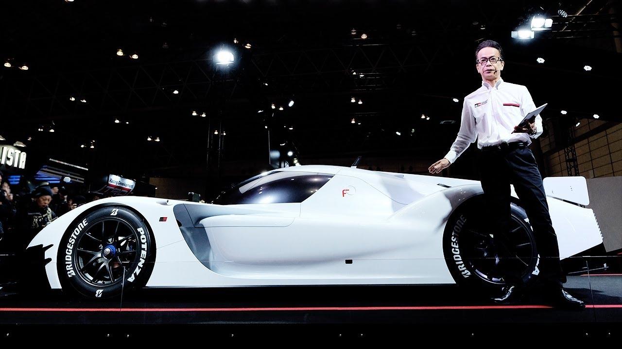 Toyota GR Super Sport Concept previews 1,000-hp hybrid ...