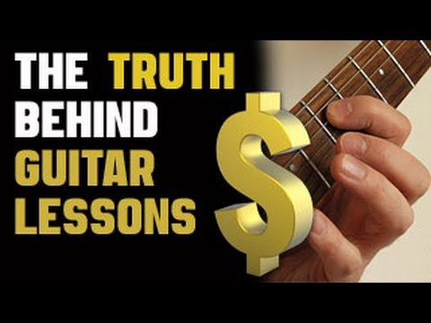 The Truth Behind Guitar Lessons