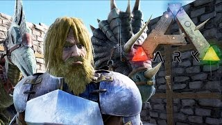BAD COMPANY | Let's Play Ark Survival Evolved Part 3 | Taming Dinos & Army Building | Alpha Gameplay Mp3