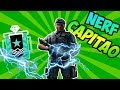 Nerf Capitao he's OP !?- Rainbow Six Siege