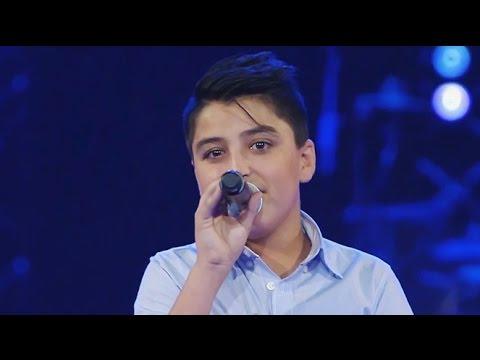 فيديو علي وامير ومروان ما وعدتك بنجوم الليل HD The Voice Kids