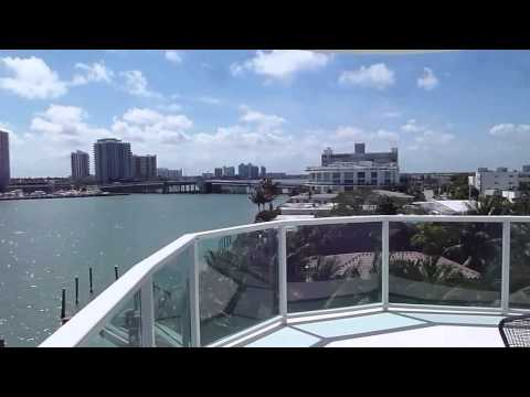 Miami Beach Waterfront Penthouse for Sale - www.WiseCatREALTORS.com