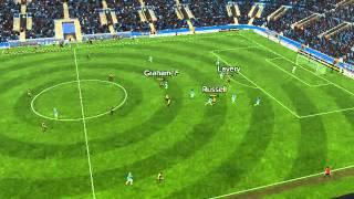 Rangers vs Berwick - 42 minutes