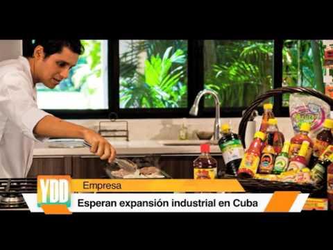 Esperan expansión industrial en Cuba