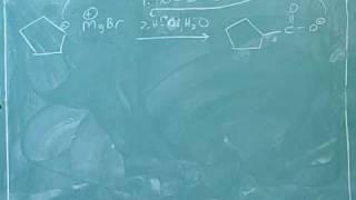Organic chemistry: Carboxylic acids (7)