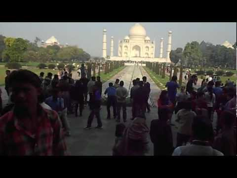 taj mahal magic