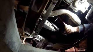 Как проверить масло в коробке передач 'Шевроле Лачетти'