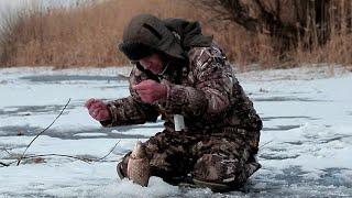 КРУПНЫЙ КАРАСЬ В СЛОМ ПОГОДЫ Что происходит с зимой в Астрахани Рыбалка в Астрахани