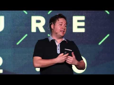 Future as sci-fi writers think | András Kánai | TEDxBudapest