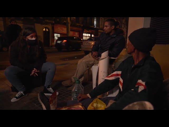 Relatos - Vivir en la calle