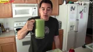 Green Protein Smoothie - Benjimantv