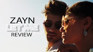 Zayn 'Let Me' Music Video Review: Fake Gigi Hadid Vs Real Gigi Hadid | Hollywoodlife