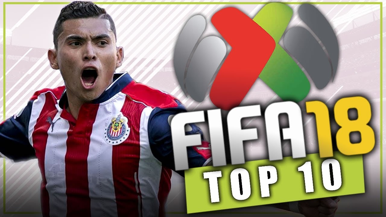 Fifa 18 jovenes promesas de la liga mx liga mexicana for Esteban paredes fifa 18