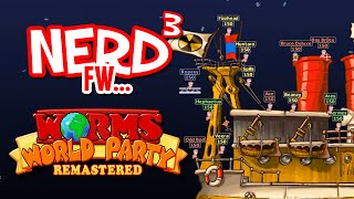 "Nerd³ FW - Worms World Party ""Remastered"""