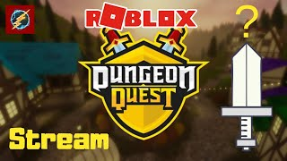 Roblox | Dungeon Quest | Legendary Sword Farms | Lvl 70+ | ZheFlash | Live Roblox