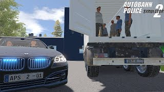 Autobahn Police Simulator 2 - Human Trafficking Crackdown! 4K