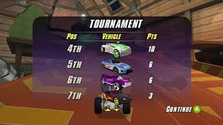 [Xbox 360] Hot Wheels: Beat That! - Nitro: Attic Tournament - Bone Shaker